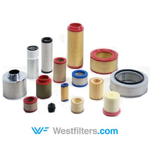 Rotorcomp R8556 air-filter