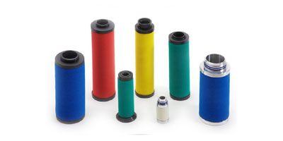 In-line filters and accessories